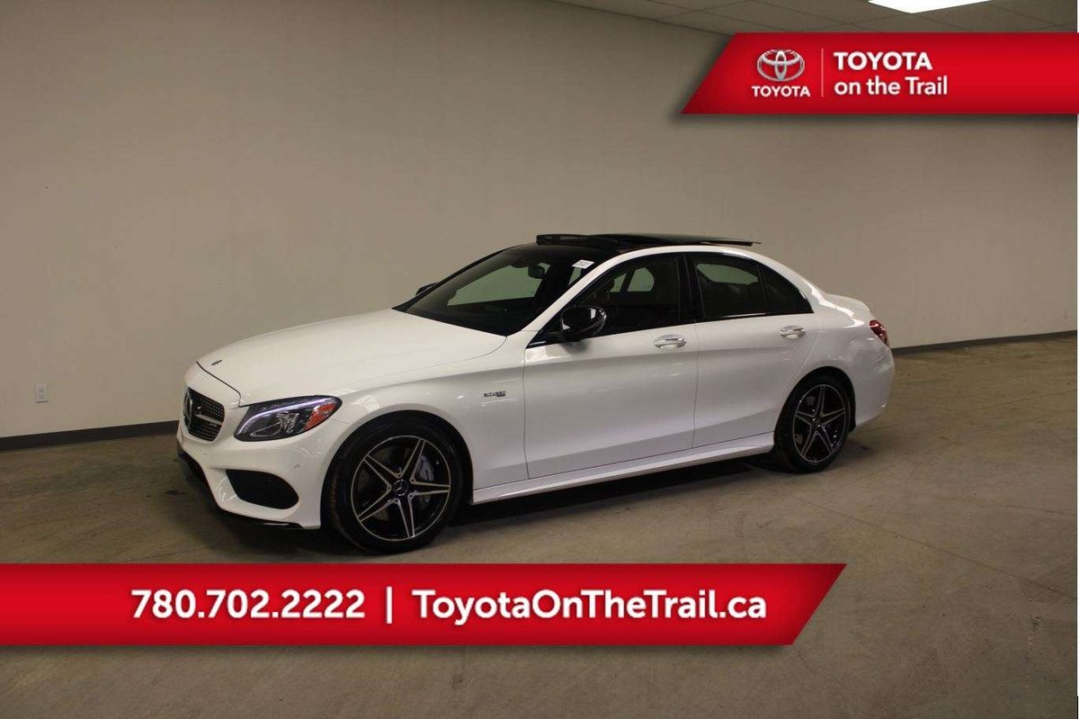 2017 Mercedes-Benz C-Class for sale in Edmonton, Alberta