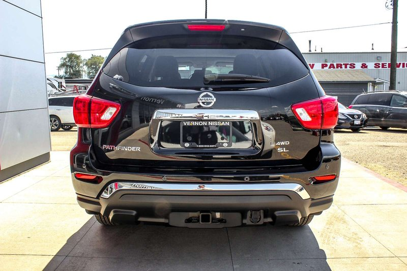 2018 Nissan Pathfinder for sale in Vernon, British Columbia