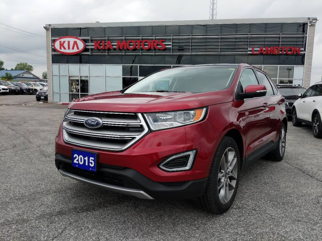 2015 ford edge for sale in sarnia ontario