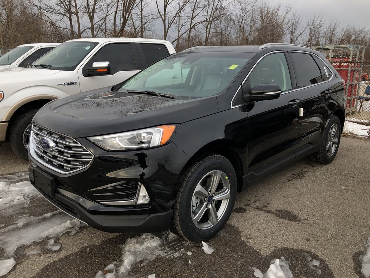 2019 ford edge for sale in chatham. Black Bedroom Furniture Sets. Home Design Ideas