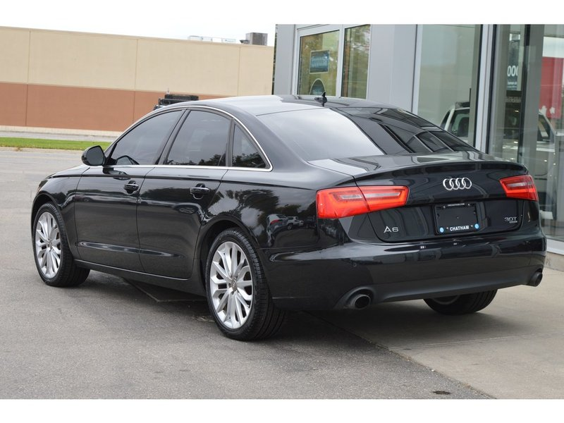 2012 Audi A6 for sale in Chatham, Ontario