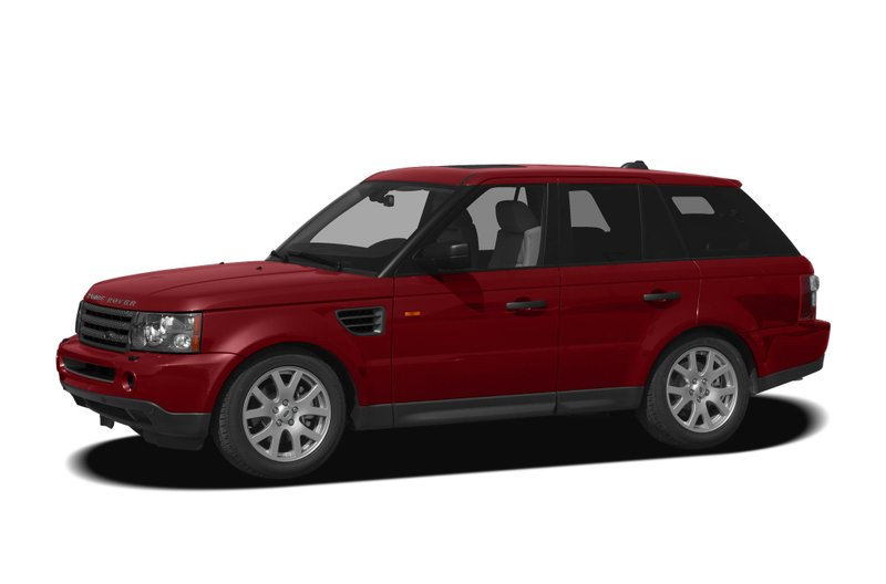 2008 Land Rover Range Rover Sport for sale in Thornhill, Ontario