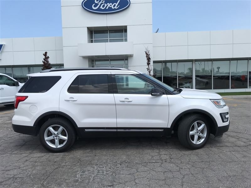 2016 Ford Explorer for sale in Tilbury, Ontario