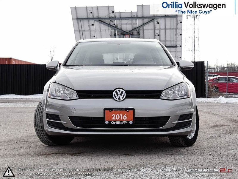 2015 Volkswagen Golf for sale in Orillia, Ontario