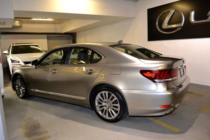 2015 Lexus LS 460 for sale in Vancouver, British Columbia
