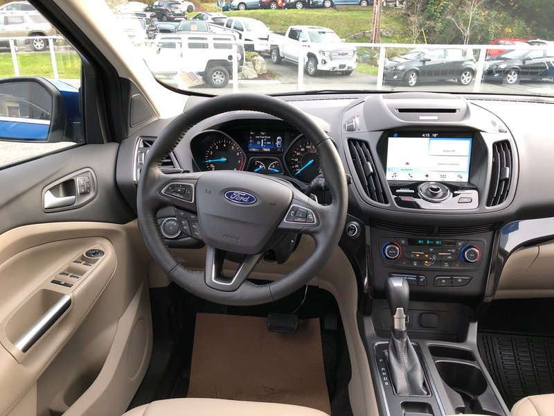 2017 Ford Escape for sale in Victoria, British Columbia