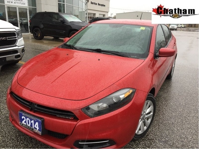 2014 Dodge Dart for sale in Chatham, Ontario