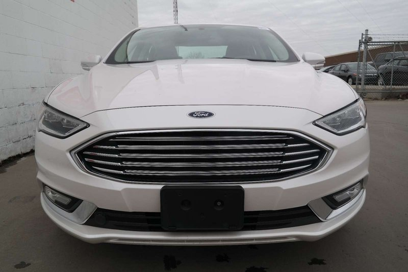 2018 Ford Fusion for sale in Edmonton, Alberta