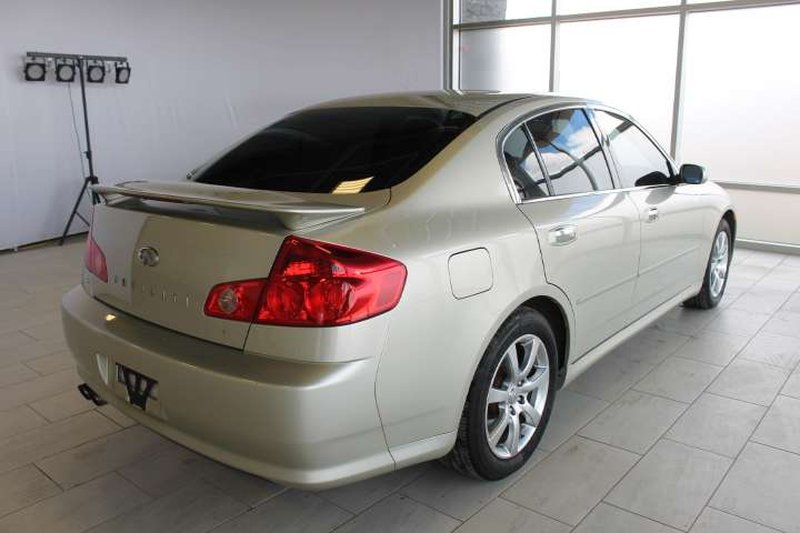 2005 Infiniti G35 Sedan for sale in Edmonton, Alberta