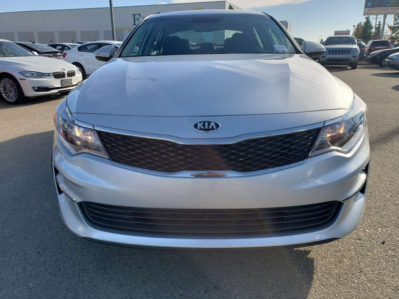 2016 Kia Optima for sale in Edmonton, Alberta