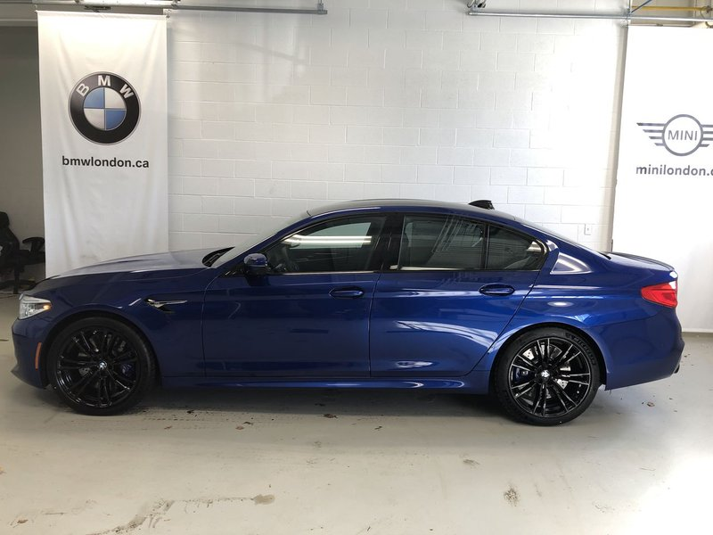 2019 BMW M5 for sale in London, Ontario