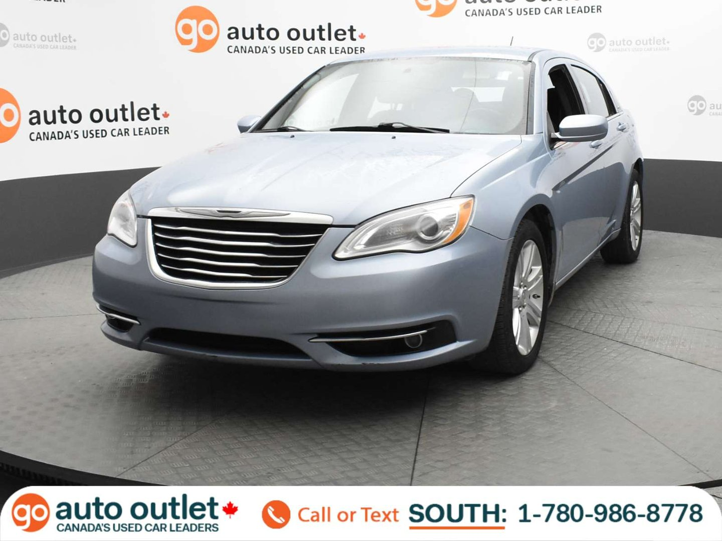 2013 Chrysler 200 Touring for sale in Leduc, Alberta
