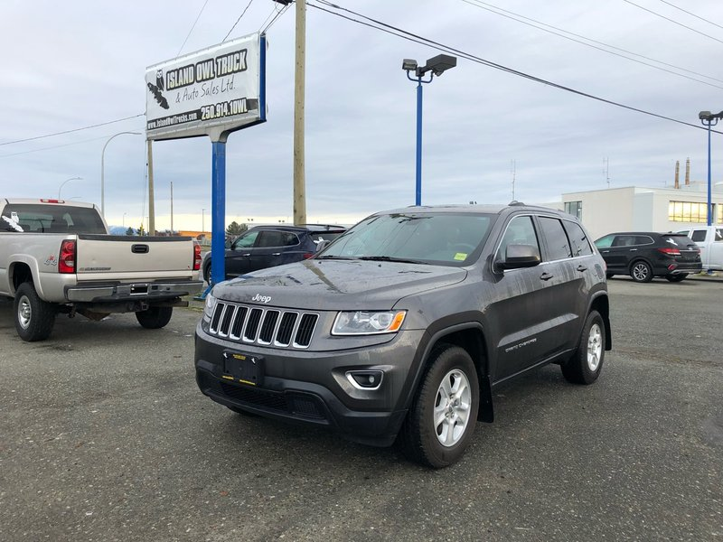 2015 Jeep Grand Cherokee for sale in Campbell River, British Columbia