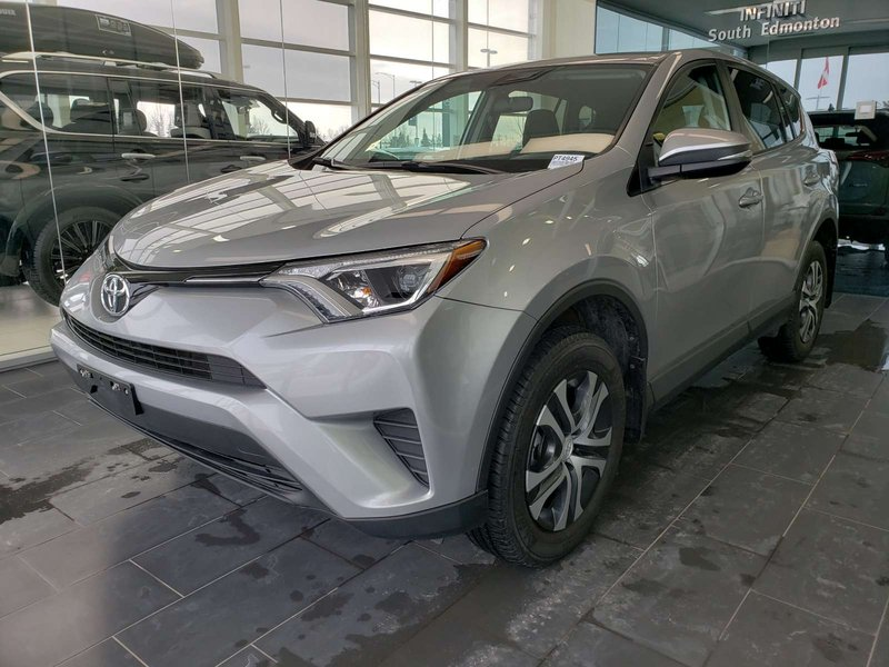 2016 Toyota RAV4 for sale in Edmonton, Alberta