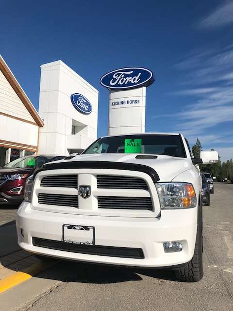 2012 Ram 1500 for sale in Golden, British Columbia