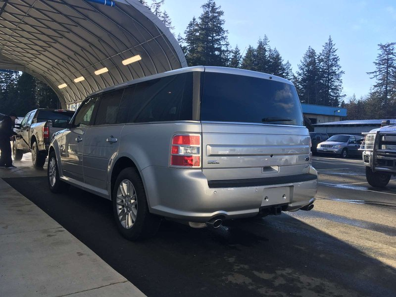 2019 Ford Flex for sale in Campbell River, British Columbia