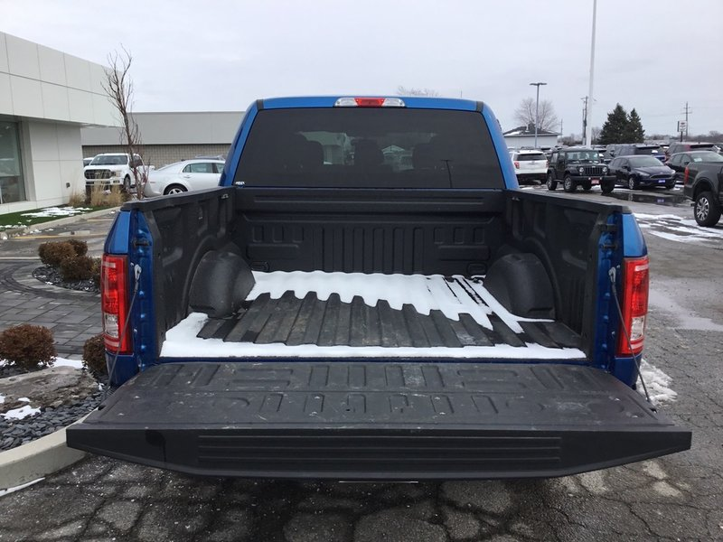 2015 Ford F-150 for sale in Tilbury, Ontario