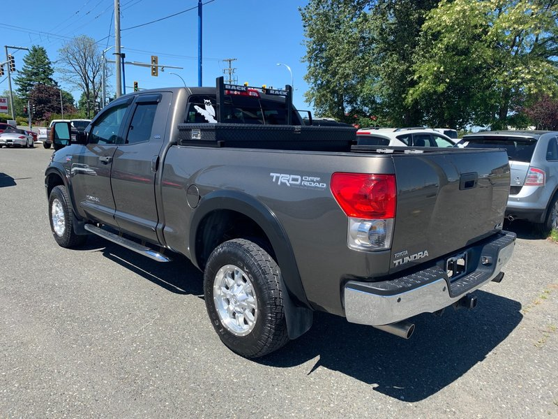 2008 Toyota Tundra for sale in Campbell River, British Columbia