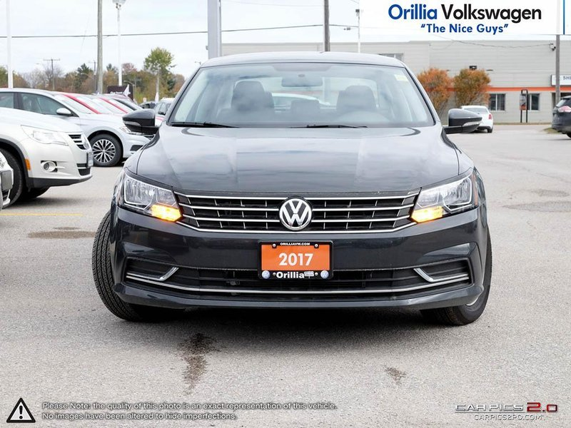 2017 Volkswagen Passat for sale in Orillia, Ontario