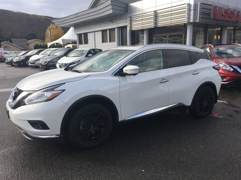 2015 Nissan Murano for sale in Kamloops, British Columbia