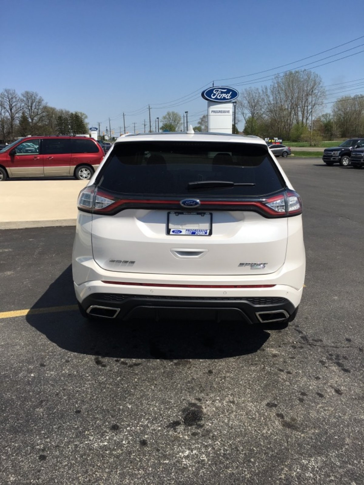 2017 Ford Edge for sale in Wallaceburg, Ontario