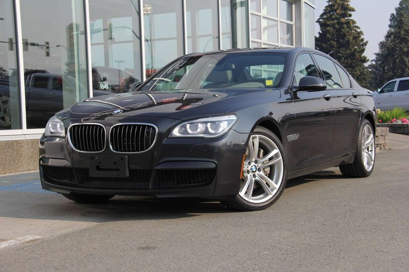 2014 BMW 7 Series for sale in Kamloops, British Columbia