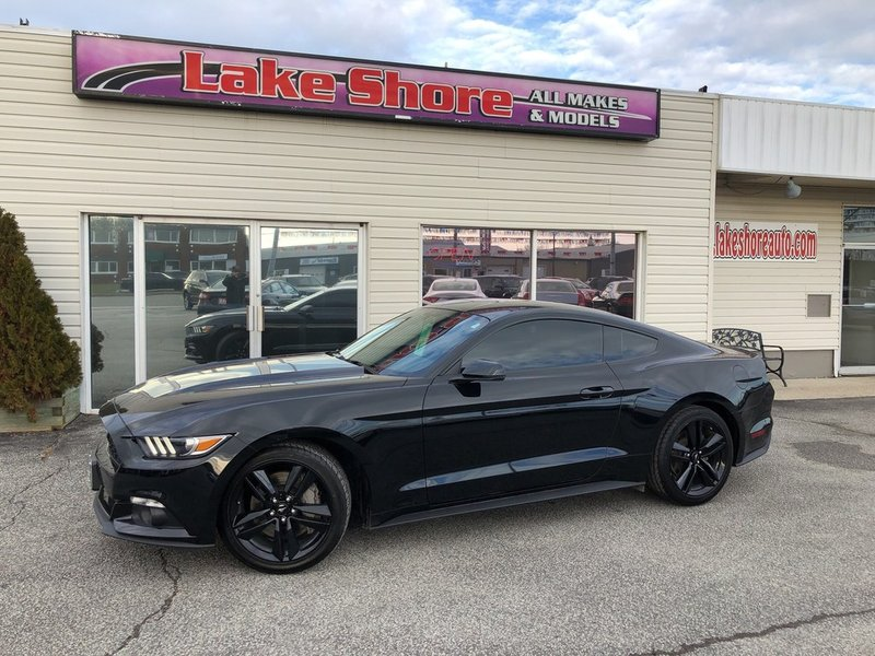 2016 Ford Mustang for sale in Tilbury, Ontario