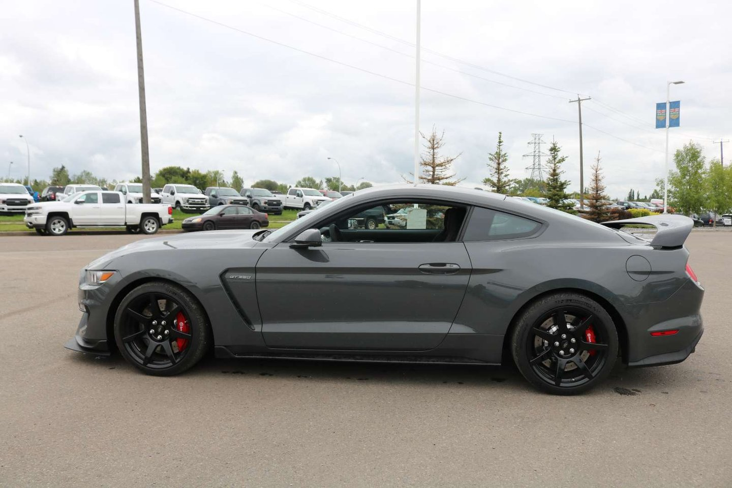 Gt350R For Sale >> 2018 Ford Mustang Shelby Gt350r