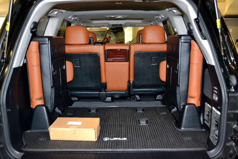 2015 Lexus LX 570 for sale in Vancouver, British Columbia