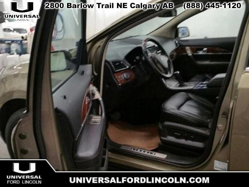 2013 Lincoln MKX for sale in Calgary, Alberta