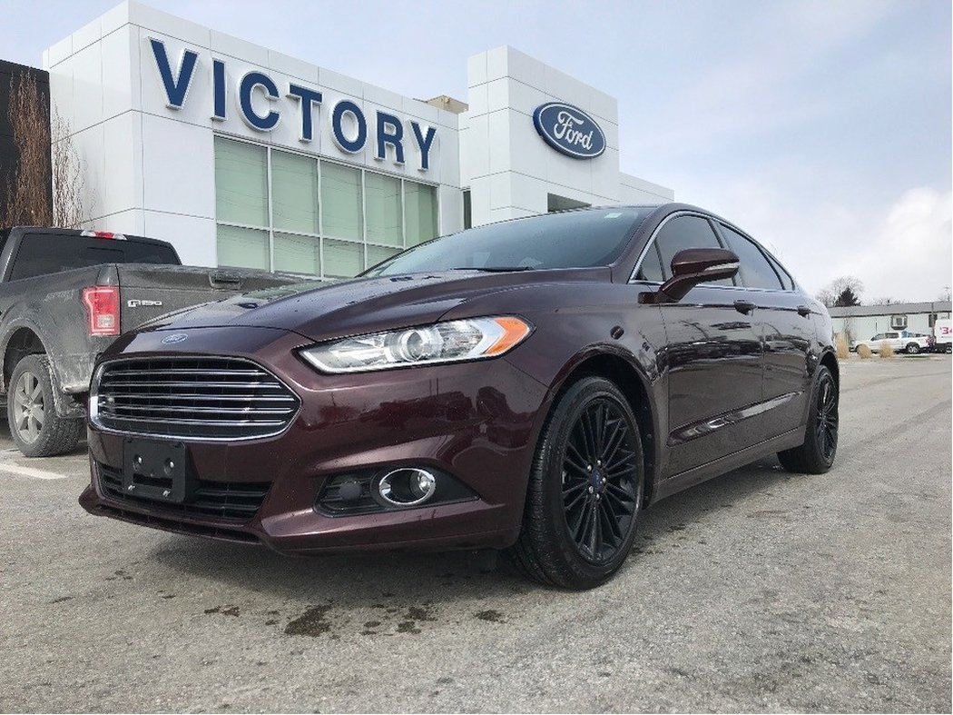 2013 Ford Fusion For Sale In Chatham