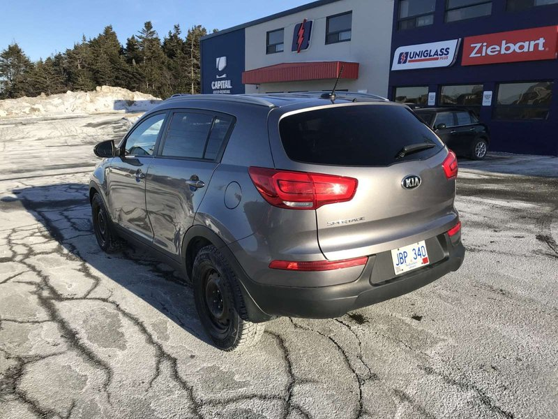 2015 Kia Sportage for sale in St. John's, Newfoundland and Labrador