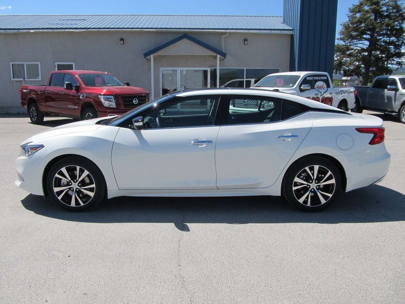 2018 Nissan Maxima for sale in Cranbrook, British Columbia
