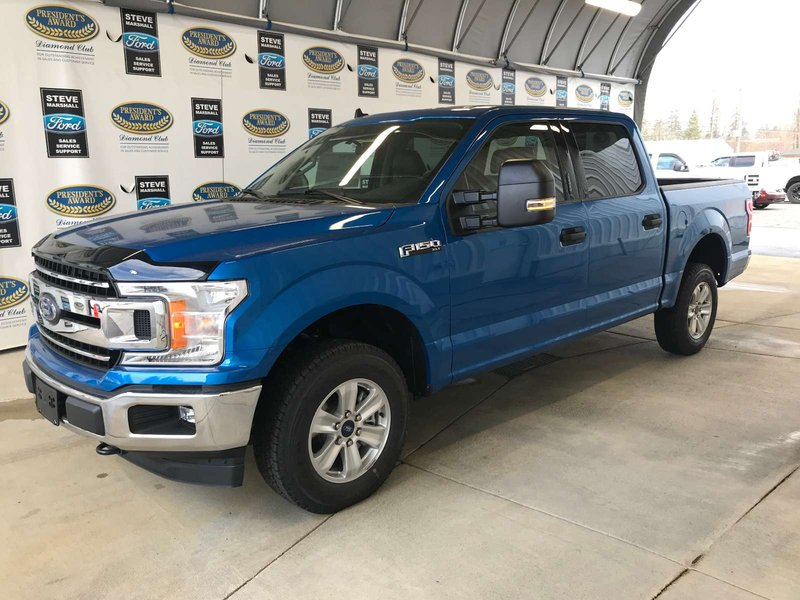 2019 Ford F-150 for sale in Campbell River, British Columbia