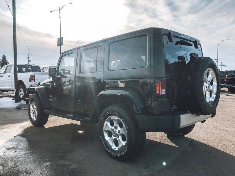 2015 Jeep Wrangler Unlimited for sale in Cold Lake, Alberta