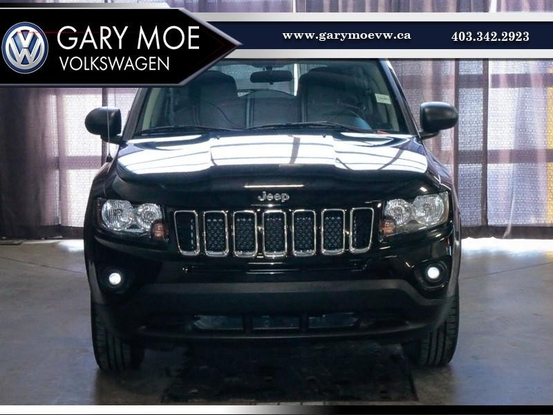 2017 Jeep Compass for sale in Red Deer, Alberta