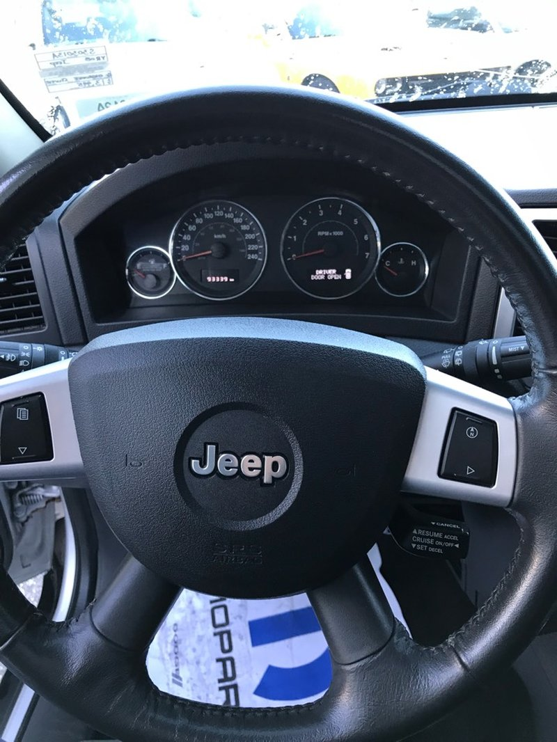 2008 Jeep Grand Cherokee for sale in Richmond, British Columbia