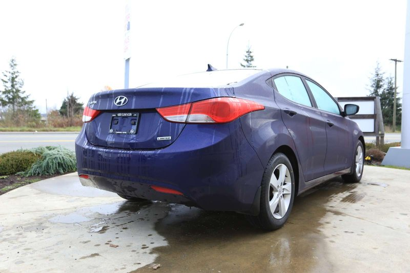 2013 Hyundai Elantra for sale in Campbell River, British Columbia