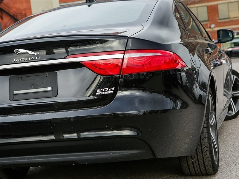 2018 Jaguar XF for sale in Toronto, Ontario