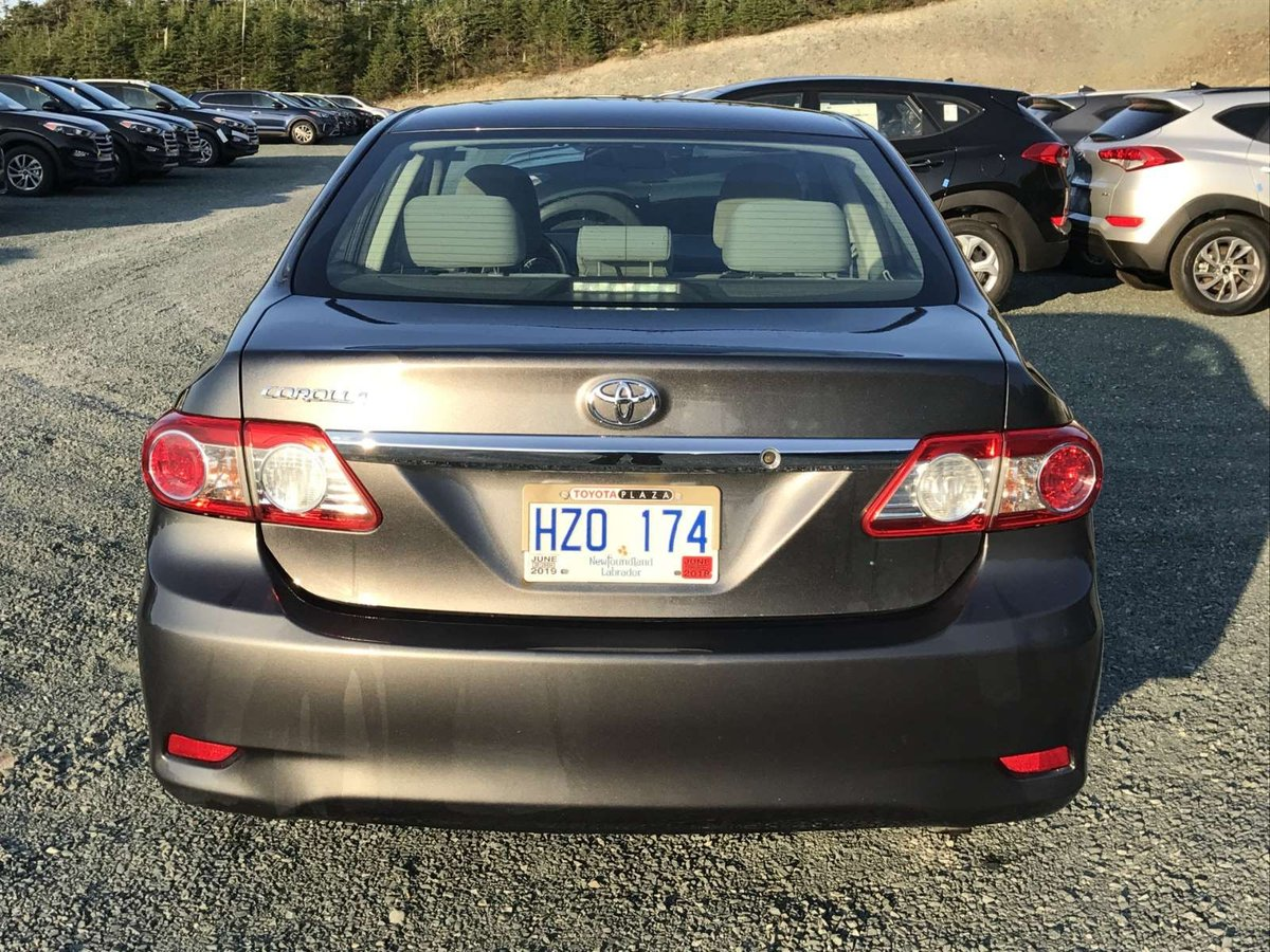 2013 Toyota Corolla for sale in St. John's, Newfoundland and Labrador