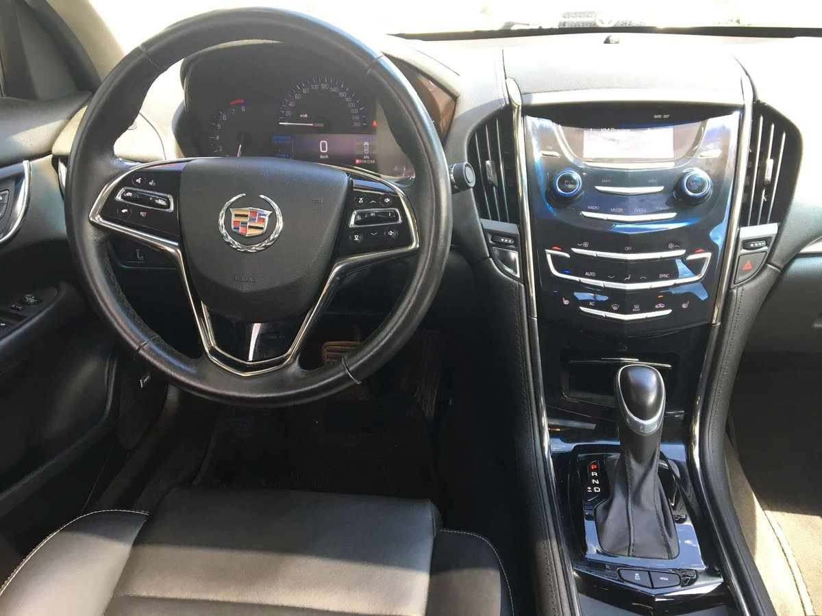 2014 Cadillac ATS for sale in Winnipeg, Manitoba