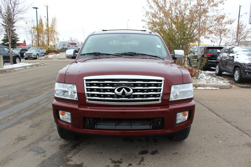 2010 Infiniti QX56 for sale in Edmonton, Alberta