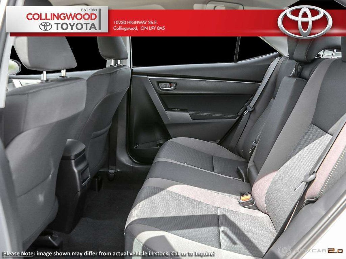 2019 Toyota Corolla for sale in Collingwood, Ontario