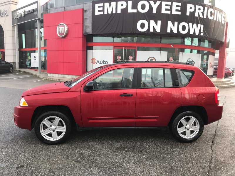 2010 Jeep Compass for sale in Richmond, British Columbia