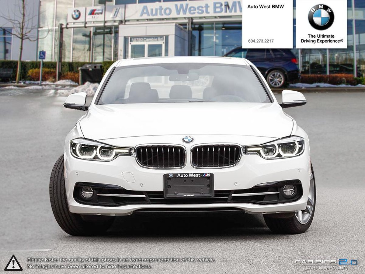 2017 BMW 330 for sale in Richmond, British Columbia
