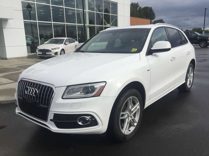 2016 Audi Q5 for sale in Campbell River, British Columbia