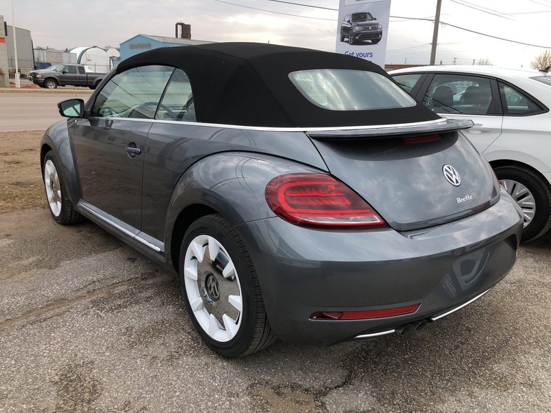 2019 Volkswagen Beetle Convertible for sale in Orillia, Ontario