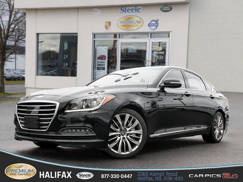 2015 Hyundai Genesis Sedan for sale in Halifax, Nova Scotia