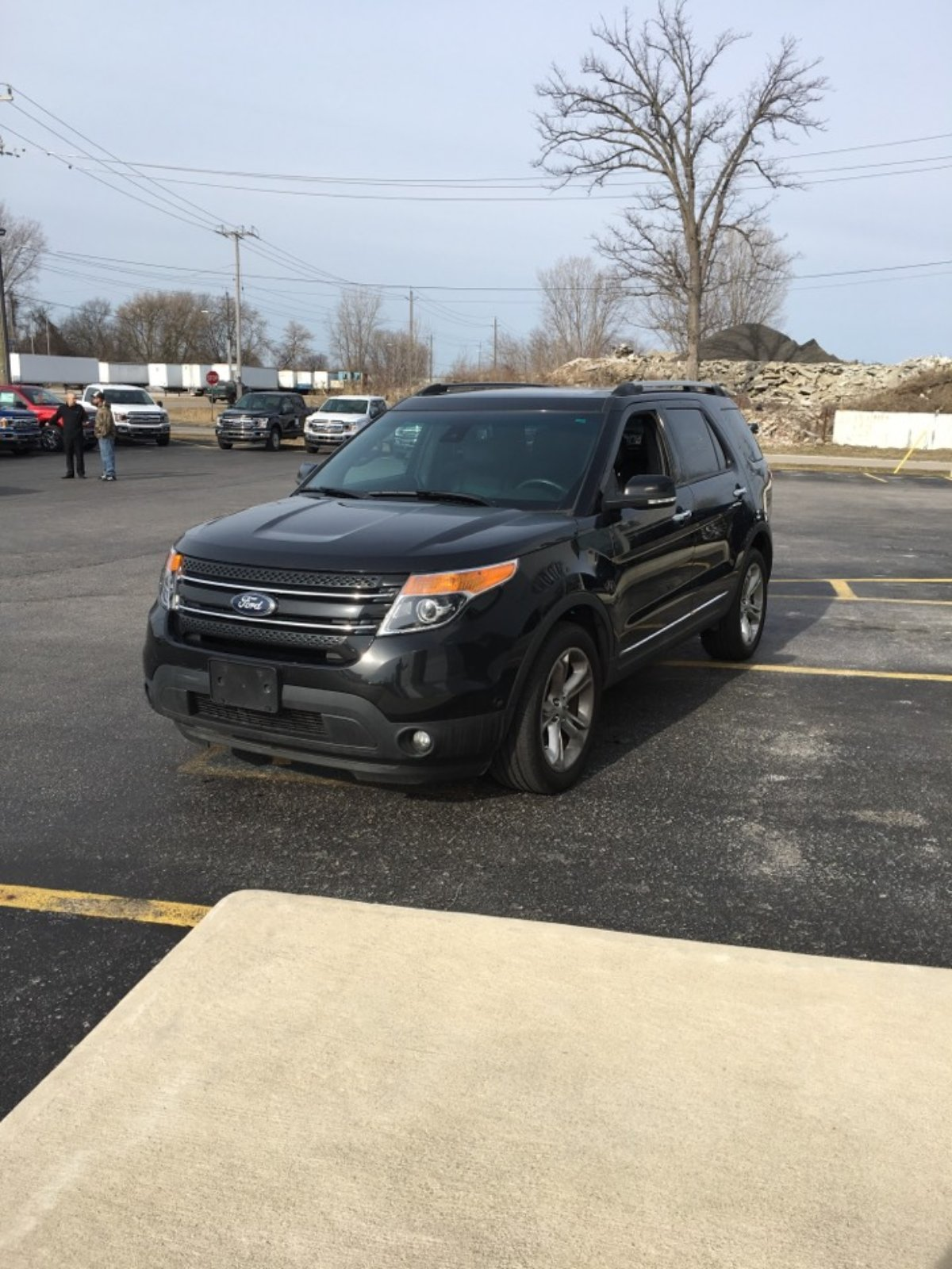 2015 Ford Explorer for sale in Wallaceburg, Ontario