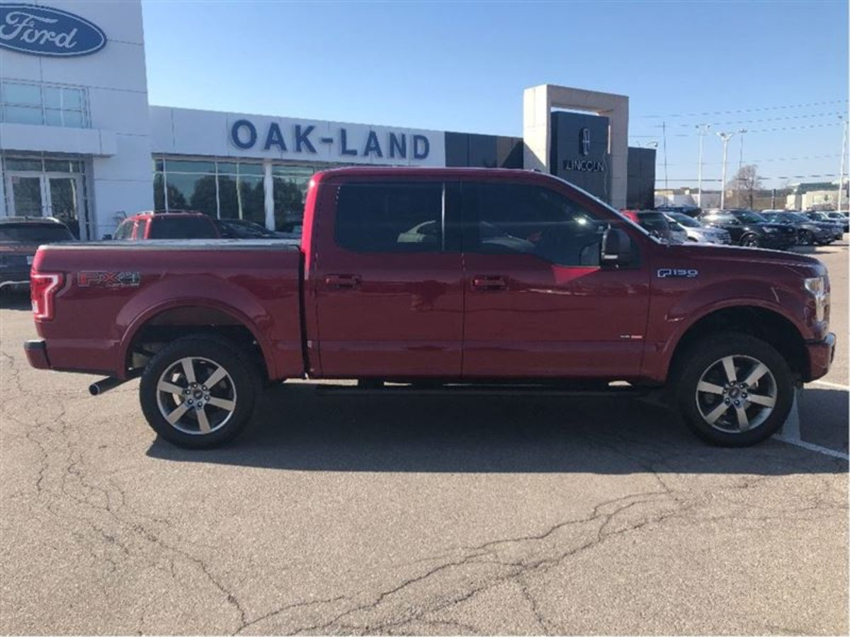 2015 Ford F-150 for sale in Oakville, Ontario